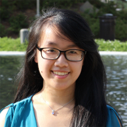 Emily Ku, aerospace engineering student at Georgia Tech