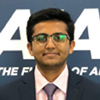 aerospace engineering undergrad, Pavan Patel