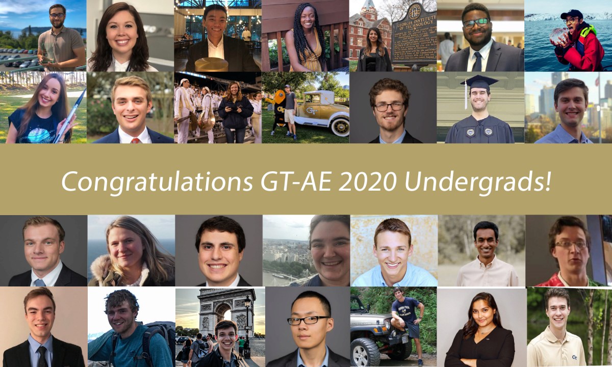 more Undergrads from the Georgia Tech Engineering School's CLass of 2020