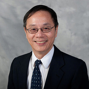 Regents Professor and NAE Member Vigor Yang