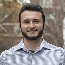 <p>Nicholas A. Branch, B.S. AE '17, has been named to Aviation Week's 20/20 list for 2017</p>