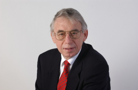 <p>Distinguished Aerospace Engineering Professor Ben Zinn has the distinction of being the longest serving faculty member at Georgia Tech.</p>